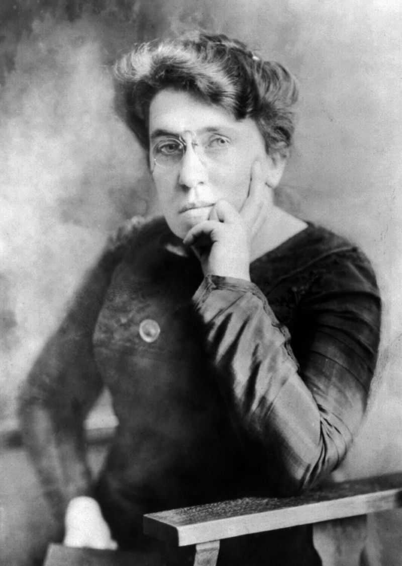 Famous Figures: Emma Goldman